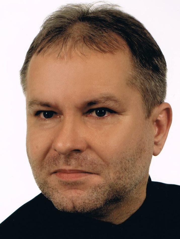 Marek Smuga dyrektor Gminnego Domu Kultury z Biblioteka w Ksawerowie