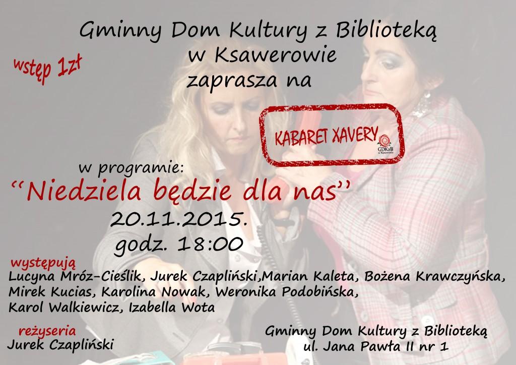 kabaret 2015