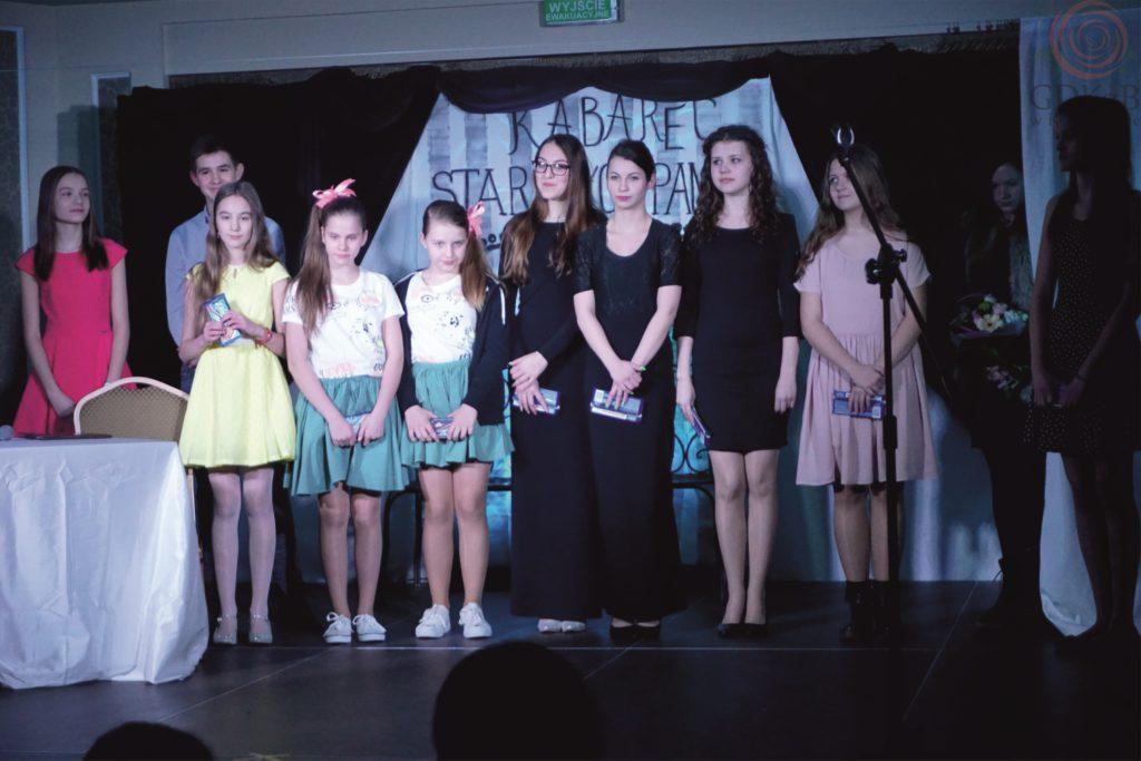 Uczestnicy Studia Piosenki