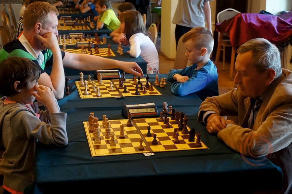 Zmagania szachowe