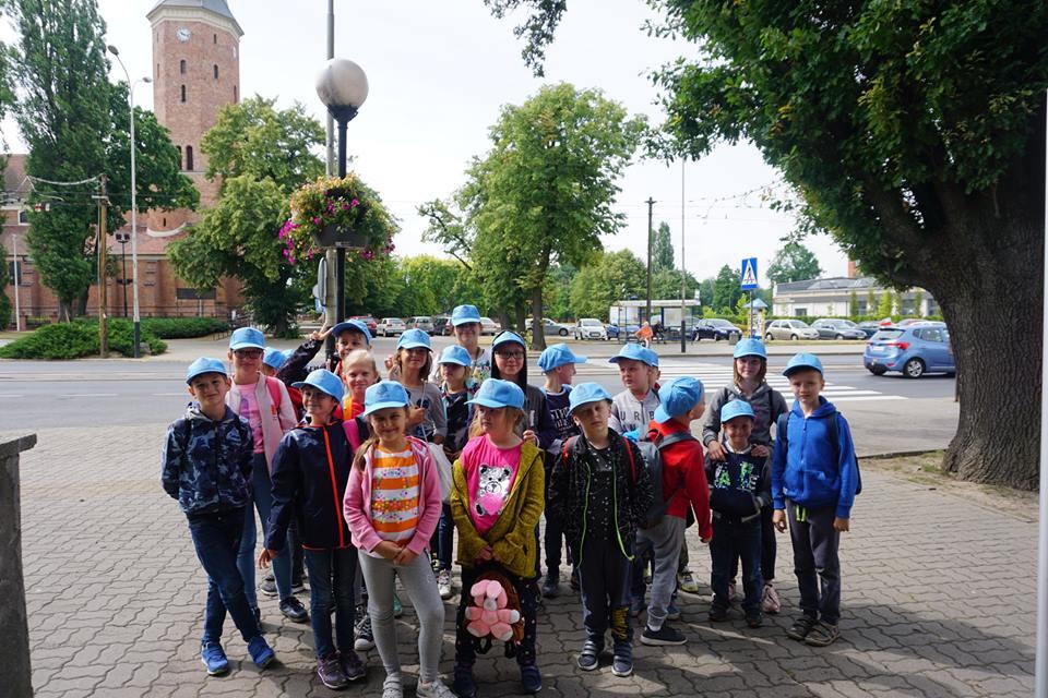 dzieci w Pabianicach