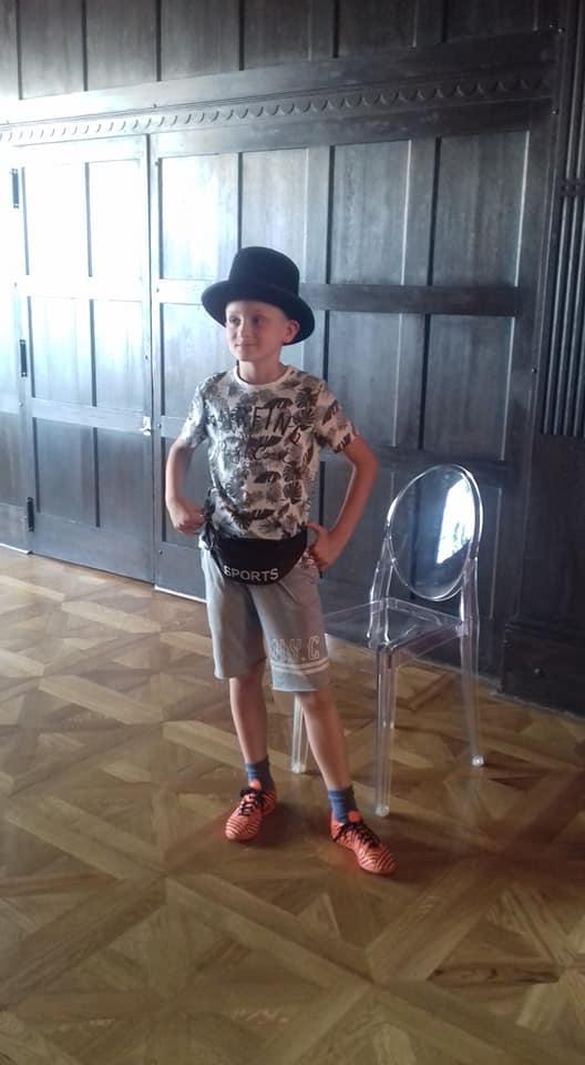 Kuba w kapeluszu