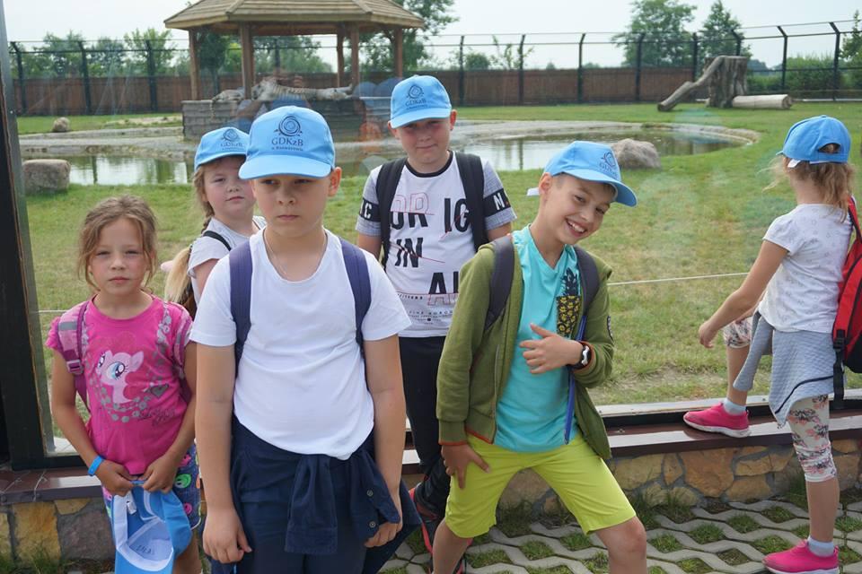 Dzieci w Borysewie