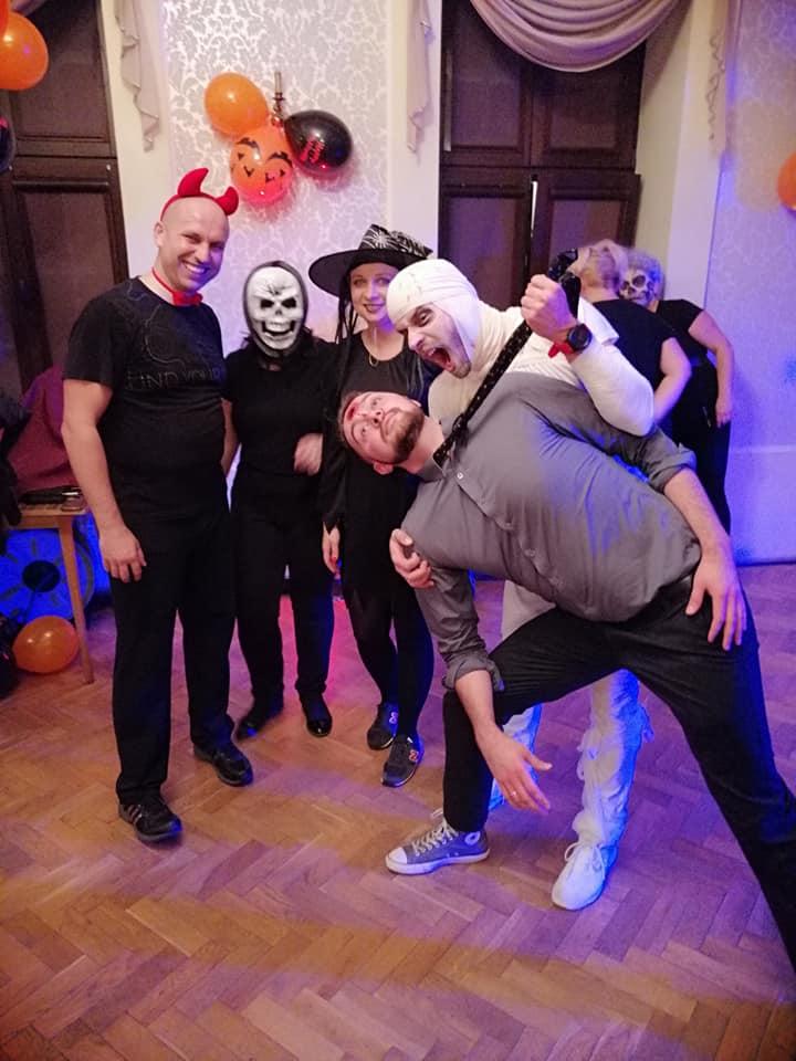 Halloween w ksawerowie