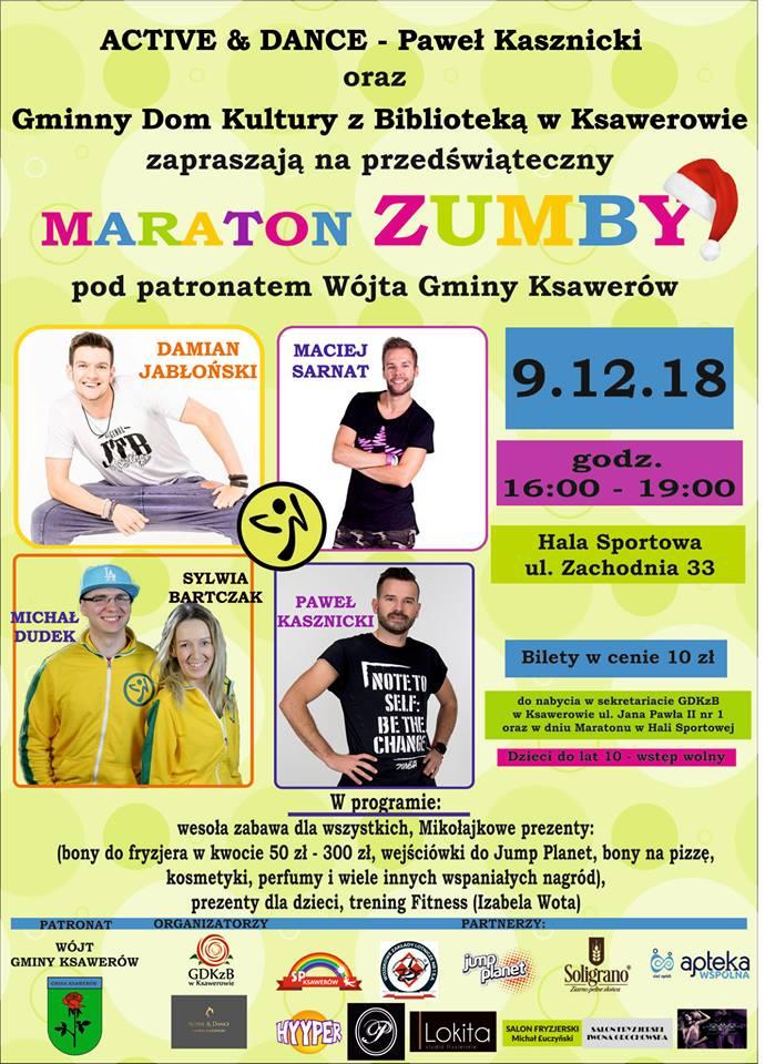 Zaproszenie na maraton