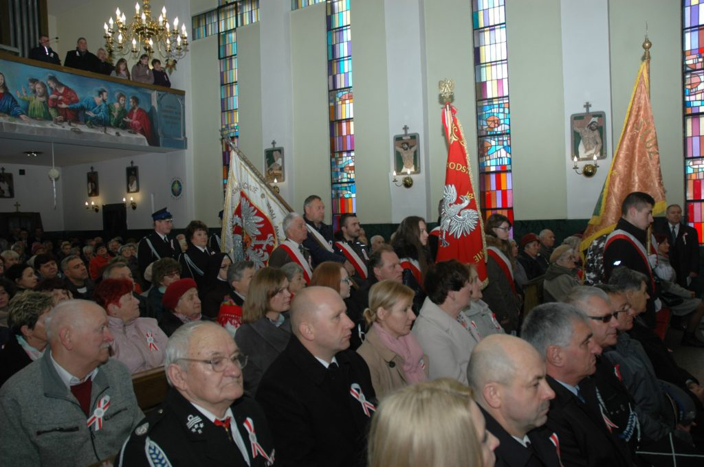 Uroczystość w Kościele