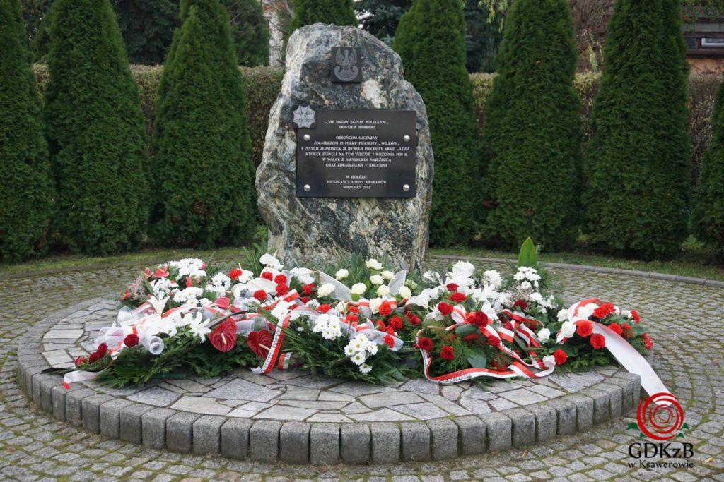 Obelisk pod GDKzB