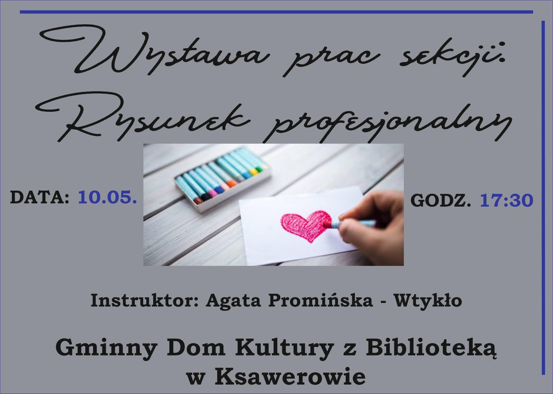 Wystawa zaproszenie