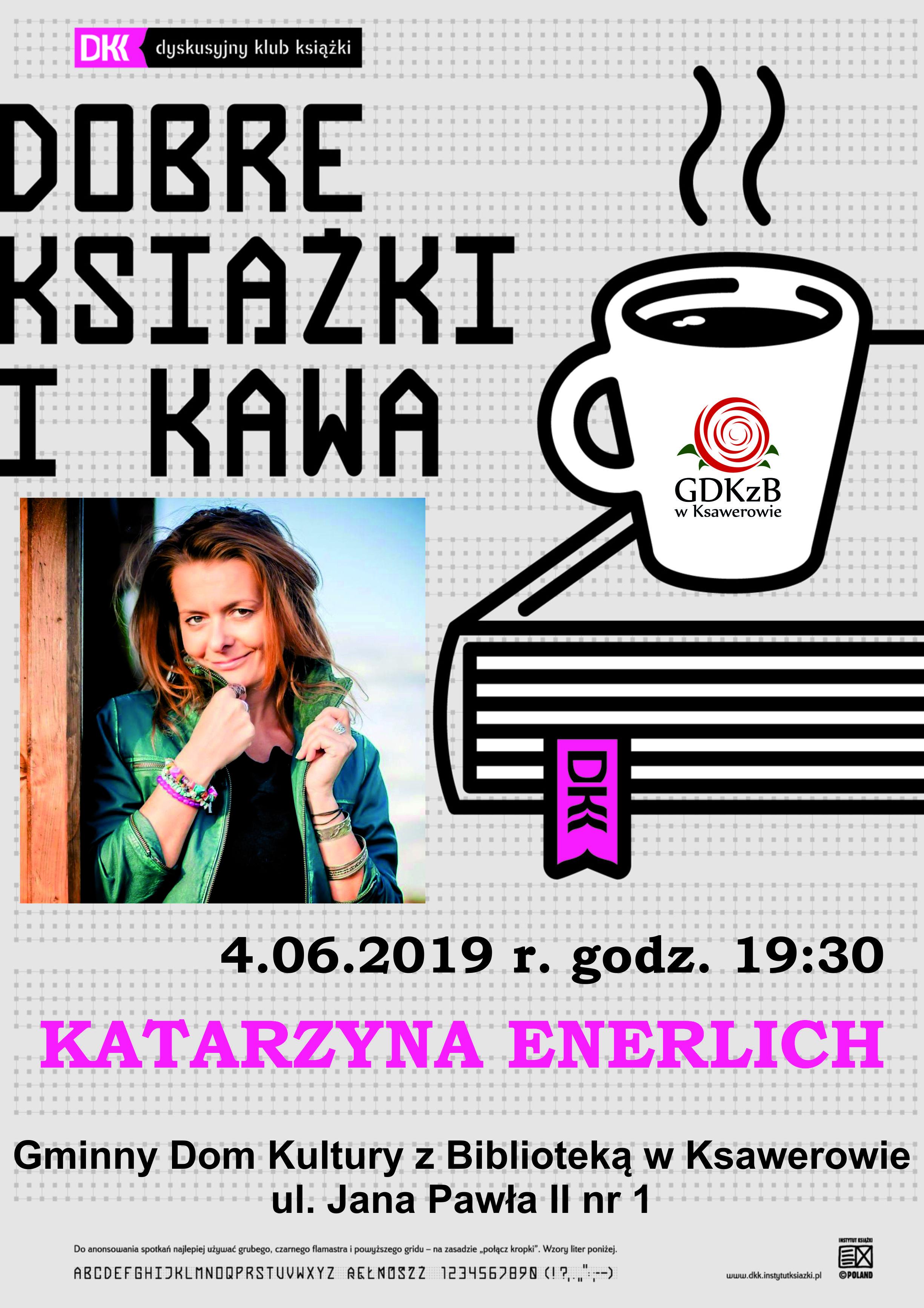 Katarzyna Enerlich - zaproszenie
