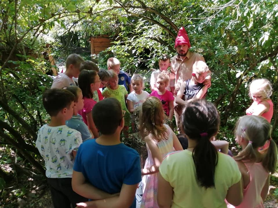 Dzieci ze skrzatem