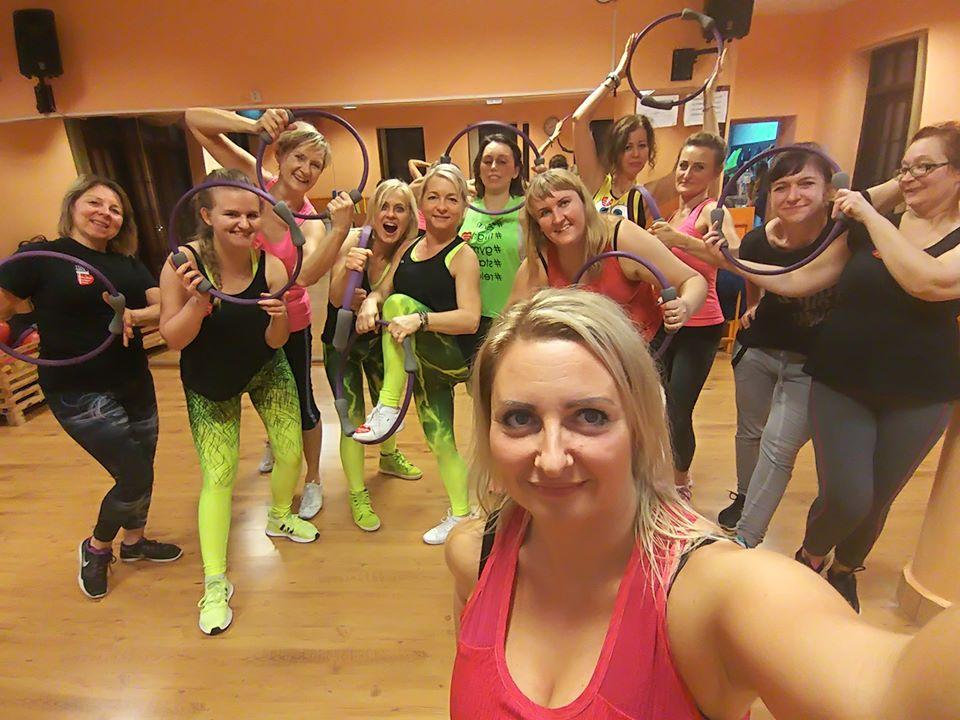 Fitness z Izabellą Wotą na WOŚP