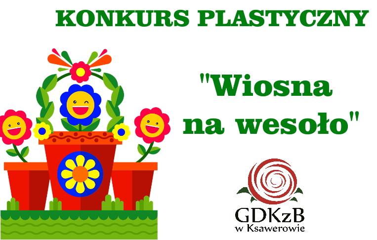 Konkurs plastyczny logo