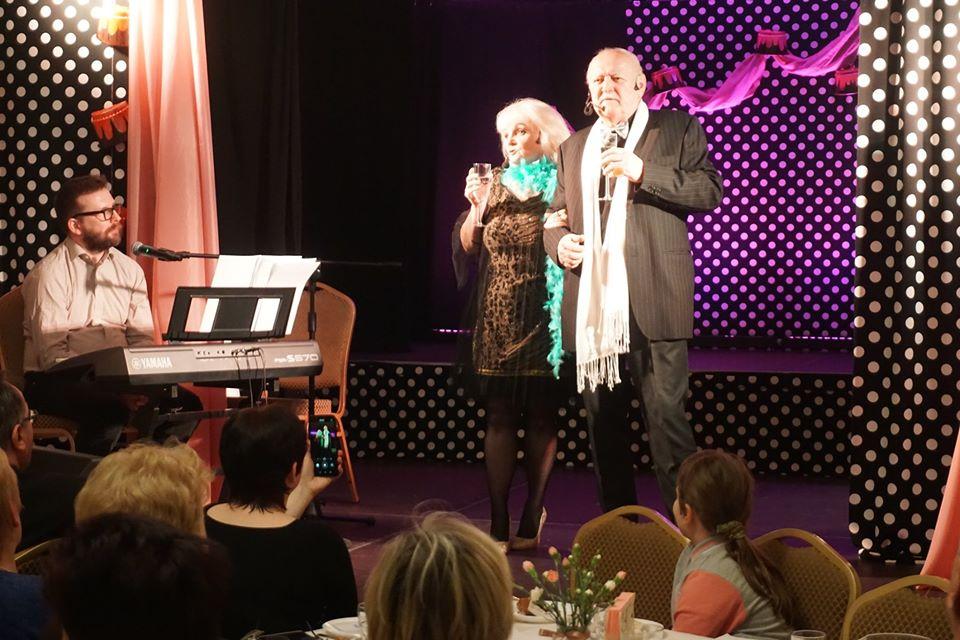 Kabaret Xavery - Lucynka i Marian