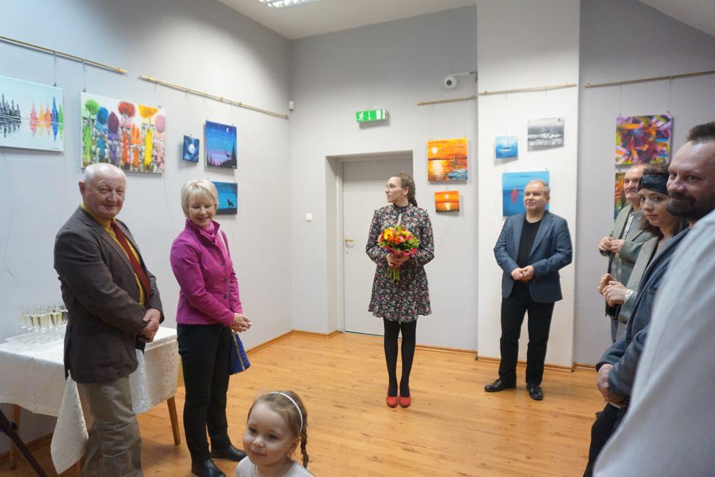 Wystawa Emilii Romaldowskiej