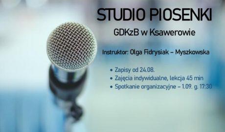 studio piosenki
