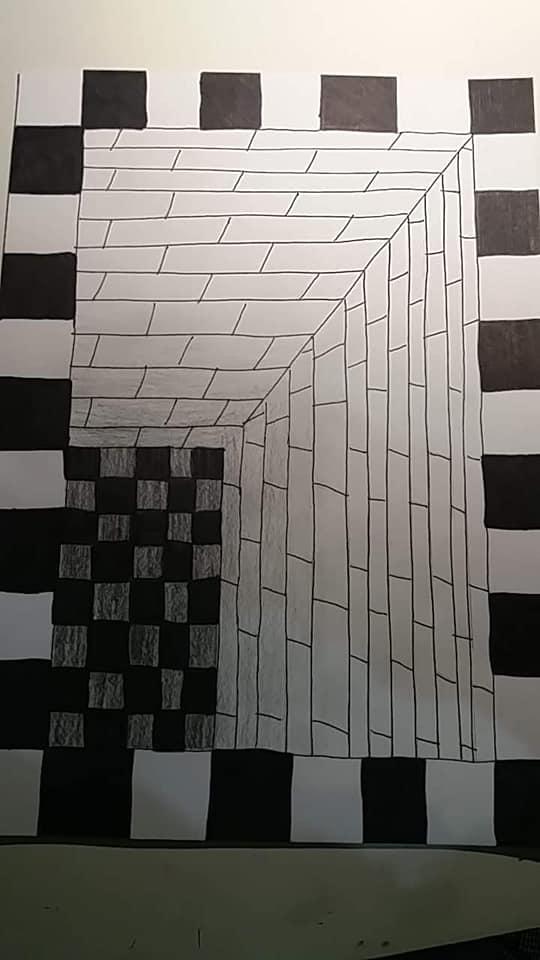 szkic,perspektywa