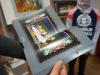 katalog/katalog przedstawiający rzeźby z wystawy