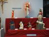 rzeźby-Chrystusa-Frasoblwego/ekspozycja z rzeźbami Chrystusa frasobliwego