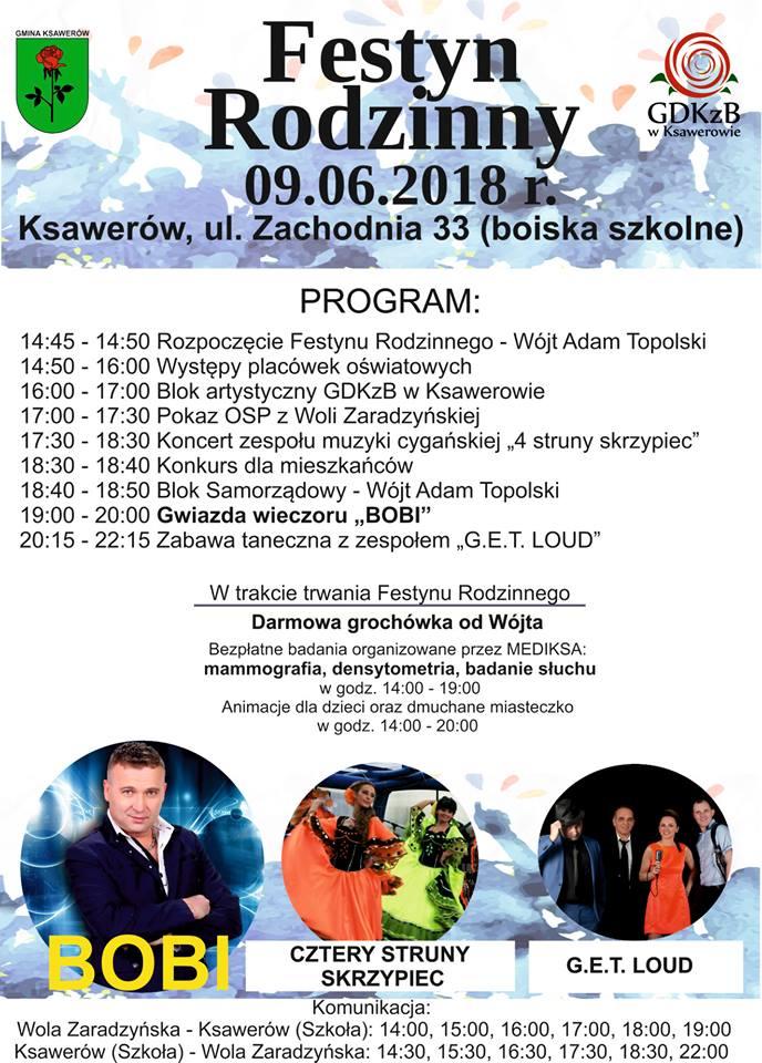 Festyn zaproszenie