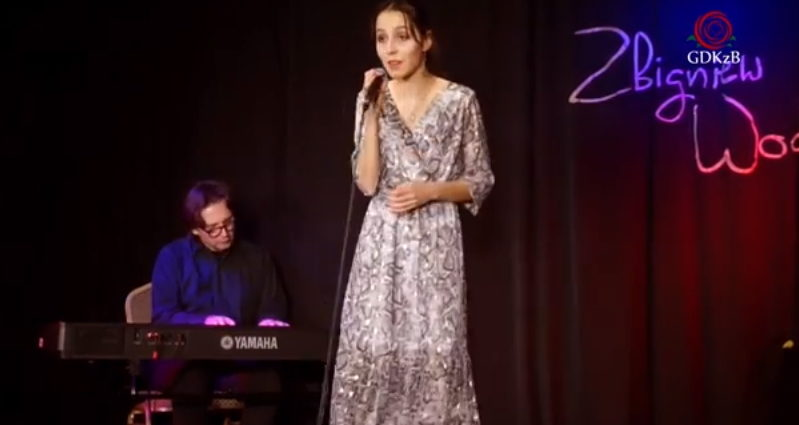 Paulina Suchcicka, kobieta na scenie